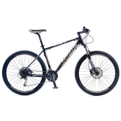 Silvini Dámské volné MTB cyklošortky INVIO WP860 černá/fialová, XL