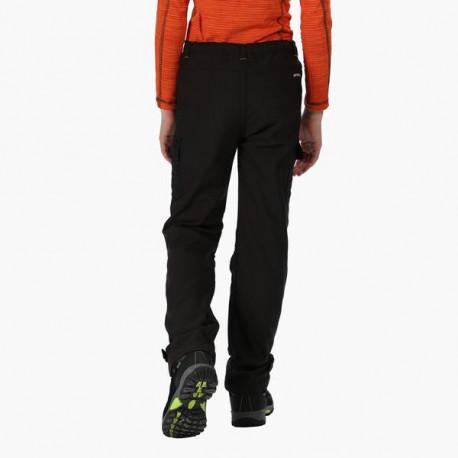 Dětské softshellové kalhoty Winter SShell Trs RKJ018