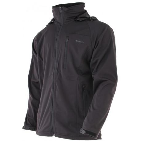 Dare2b Pánské šortky Tuned In Short DMJ335 černá, S