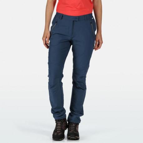 Husky Dámské outdoor kalhoty – Kauby L černá, XS