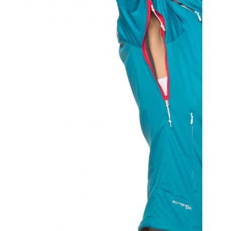 Regatta Dětská voděodolná bunda VOLCANICS RKW196 modrá, 116