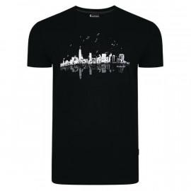 Pánské bavlněné triko Cityscape Tee DMT417