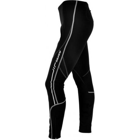 Silvini Dětské sportovní kalhoty ANZA jun. CP533 122/128, black