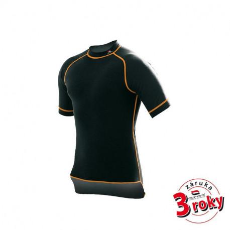 Pánské triko krátký rukáv CLERMONT