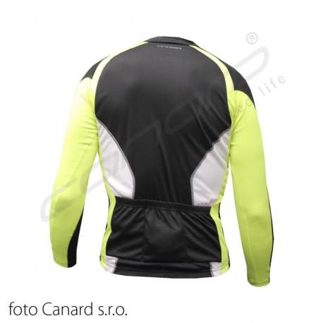 Progress MS NDRZ dámské funkční tričko s dlouhým rukávem černá, L