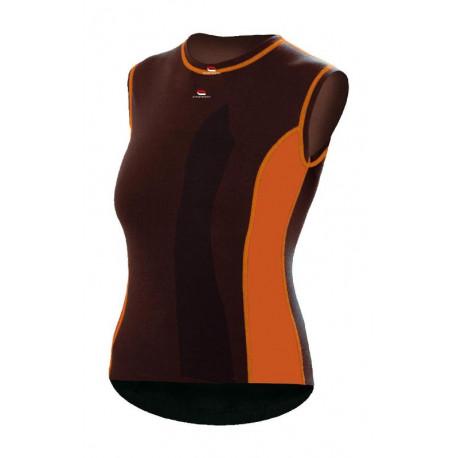 Progress Dámské triko s bambusem SASA S, růžový melír