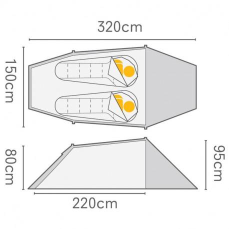 Silvini Dětské funkční triko CALDO jun. CT529J 146/152, punch