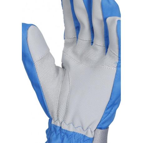Axon Dětské zimní lyžařské rukavice 891 černá, S