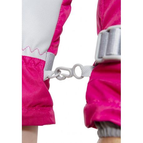 Kilpi Dívčí mikina ARLES JG růžová, 110
