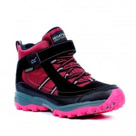 Dětská treková obuv Trailspace II Mid RKF511
