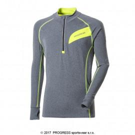 Pánský sportovní pulovr se zipem FALCON