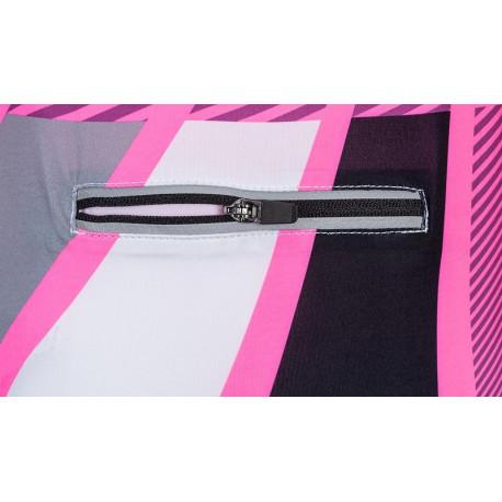 Merino termoprádlo – Triko dlouhé pánské se zipem