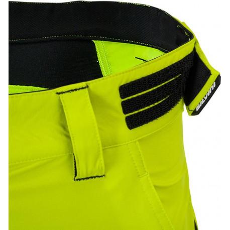 Axon Pánské volné sportovní kalhoty Runner II černá, XXL