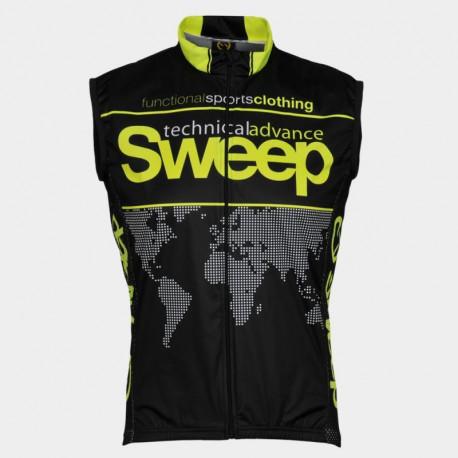 Cyklistická vesta NoWind V004