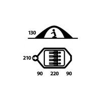 MS NDRD dětské funkční tričko dlouhý rukáv