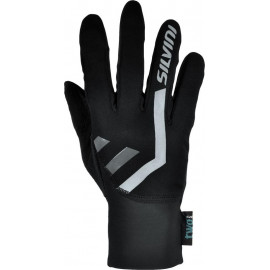 Větru odolné softshellové rukavice Tiber UA1125