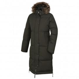 Dámský péřový kabát Downbag L