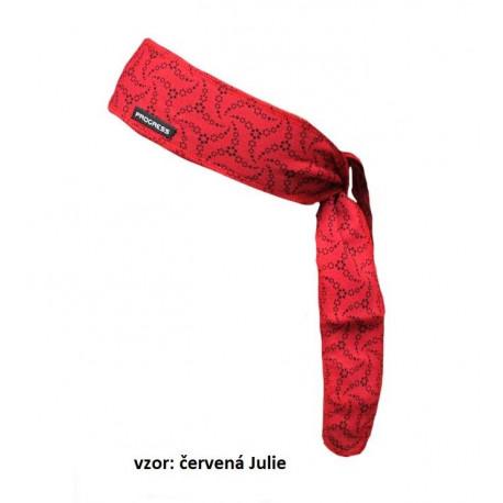 D CEL TISK zavazovací sportovní čelenka